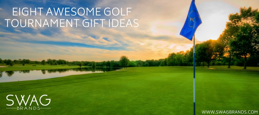 EIGHT AWESOME GOLF TOURNAMENT GIFT IDEAS