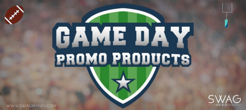 8 Promotional Products to Win Game Day