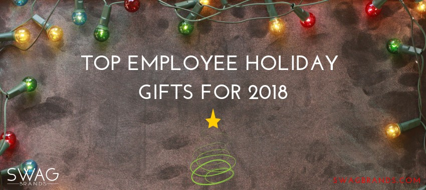 Top Employee Holiday Gifts for 2018