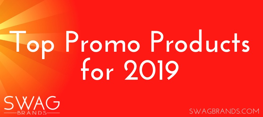 Top Promo Products for 2019