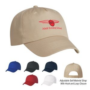 5 Panel Polyester Cap